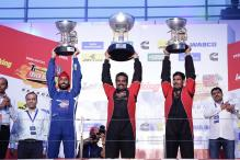 T1 PRIMA Truck Racing Championship 2017: Andhra Based Nagarjuna Wins Once Again