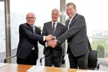 Tata Motors, Volkswagen Group And Skoda Sign MoU to Explore Joint Development Projects