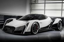 2017 Geneva Motor Show: Vanda Electrics Dendrobium Electric Hypercar Unveiled