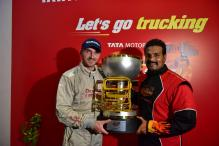 T1 PRIMA Truck Racing Championship 2017: David Vrsecky of Dealer Daredevils Wins Pro Class