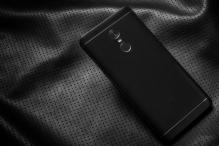 Xiaomi Redmi Note 4 Matte Black Colour to Go on Sale Today