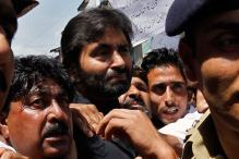 JKLF chief Yasin Malik Detained by Police