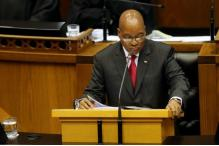 South Africa's Zuma Says 'No Crisis' Over Grants Payment System