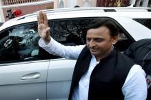Akhilesh Yadav Elected leader of SP in Both Houses of UP Legislature