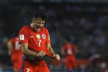World Cup Qualifiers: Sanchez Stars as Chile Down Venezuela