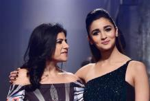 Alia Bhatt Oozes Out an Edgy Vibe As She Walks The Ramp For Namrata Joshipura
