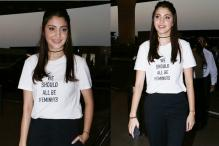 International Women's Day: Anushka Sharma Has a Powerful Message on Feminism