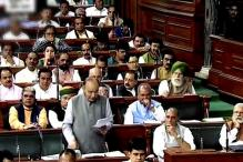 Opposition Attacks Govt for Opening Doors to Political Extortionism