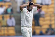 Mitchell Starc's absence hurt Ashwin and Lyon: Sourav Ganguly