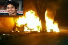 Racing Champ Ashwin Sundar, Wife Killed as BMW Hits Tree, Catches Fire