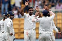 Ashwin Stars With the Ball As Hosts Level Series With 75-run Win