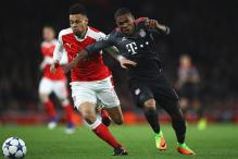 Champions League: Bayern Humiliate Arsenal 5-1 to Reach Quarters