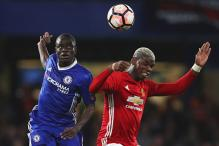 FA Cup: Conte, Mourinho Feud as Chelsea Sink Manchester United 1-0