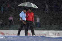 Rain Washes Out Sri Lanka vs Bangladesh Second ODI in Dambulla