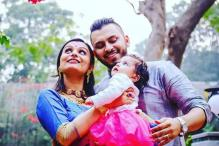 Dimpy Ganguly's Adorable Daughter Reanna Wishes Everyone Happy Holi