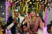Political Bigwigs Attend Wedding of Maharashtra BJP Chief's Son