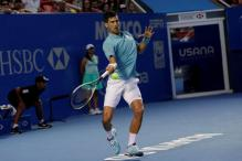 Novak Djokovic Through in Mexico On Return