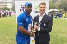 Dwayne Smith Smashes Century Off 31 Balls in Hong Kong T20 Blitz