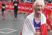Record-breaking Marathoner Ed Whitlock Dies at 86