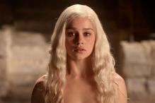 Emilia Clarke Feels No Need to Justify Nude Scenes in Game Of Thrones