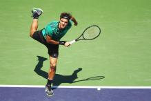 Roger Federer Takes Aim at Fifth Indian Wells Title
