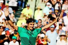 Roger Federer Aces Rafael Nadal To Win Miami Masters