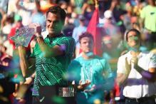Indian Wells: Roger Federer Beats Wawrinka to Lift Fifth Title