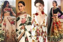Florals Dominate Designers' Collection This Season, Here's Proof