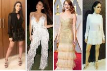 From Kylie Jenner to Deepika, Fringe Dresses Are A Staple In Celeb Wardrobes