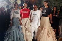 Designer Gaurav Gupta Pairs Fashion With Feminism In A Perfect Way