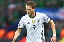 World Cup Qualifiers: Schuerrle Nets Twice as Germany Win 4-1