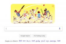 Google Doodle Celebrates 140 Years of Test Cricket