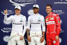 Hamilton Takes Pole Position for Mercedes at Australian GP