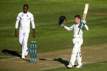 Henry Nicholls Ton Props Up Kiwis Against South Africa On Day 1