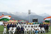 In Pics: India vs Australia, 4th Test, Day 4 in Dharamsala