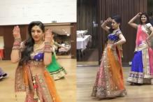 With Over 6 Million Views, Indian Bride's Marathon Sangeet Performance Goes Viral