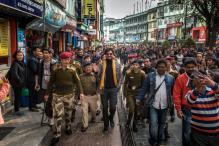 Irrfan Khan Arrives in Gangtok for Tanuja Chandra's Next
