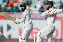 Ravindra Jadeja Gives it Back Royally to Matthew Wade