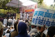 Jats Hold Protest at Jantar Mantar in Delhi Today
