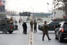 Suicide Bombing in Kabul Kills Five