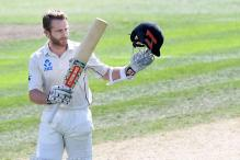Kane Williamson Hits 17th Test Ton, Equals NZ Record
