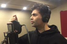 Singing For Shekhar Ravjiani Was An Honour: Karan Johar