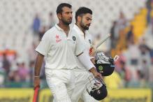 Kohli 'Great Ambassador of Game', Says Pujara