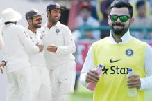 Two Captains for India on Day 1: Rahane On the Pitch, Kohli Off It