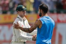 Virat Kohli Says He is No Longer Friends With Australian Cricketers