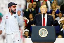 Virat Kohli Compared To Donald Trump By Australian Media