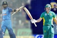 Virat Kohli Remains 3rd in ICC ODI Rankings; AB de Villiers on Top
