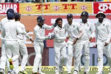In Pics: India vs Australia, 4th Test, Day 1 in Dharamsala