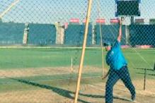 Anil Kumble Turns Left-arm Spinner to Help Cheteshwar Pujara