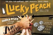 New York Chef David Chang's 'Lucky Peach' Magazine is Folding